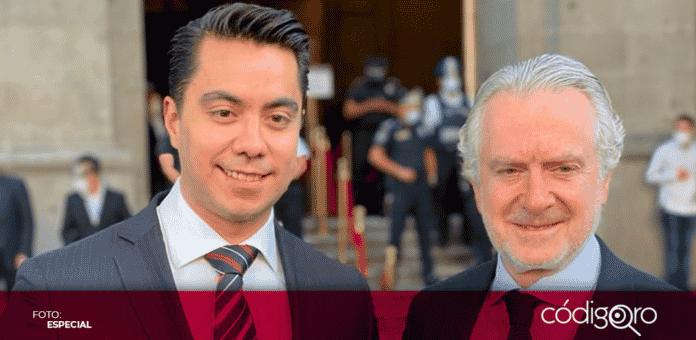 Felifer Macías explicó que se solicita que la SCJN establezca qué debe entenderse por pérdida de confianza